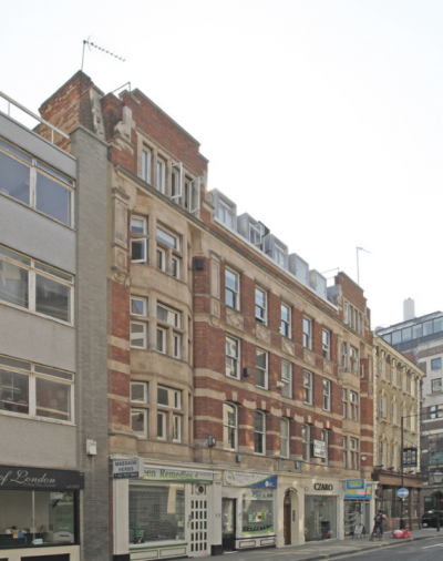 Wells Street office space is available for viewings.