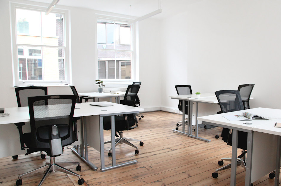 Farringdon office space available on St John's Lane EC1.