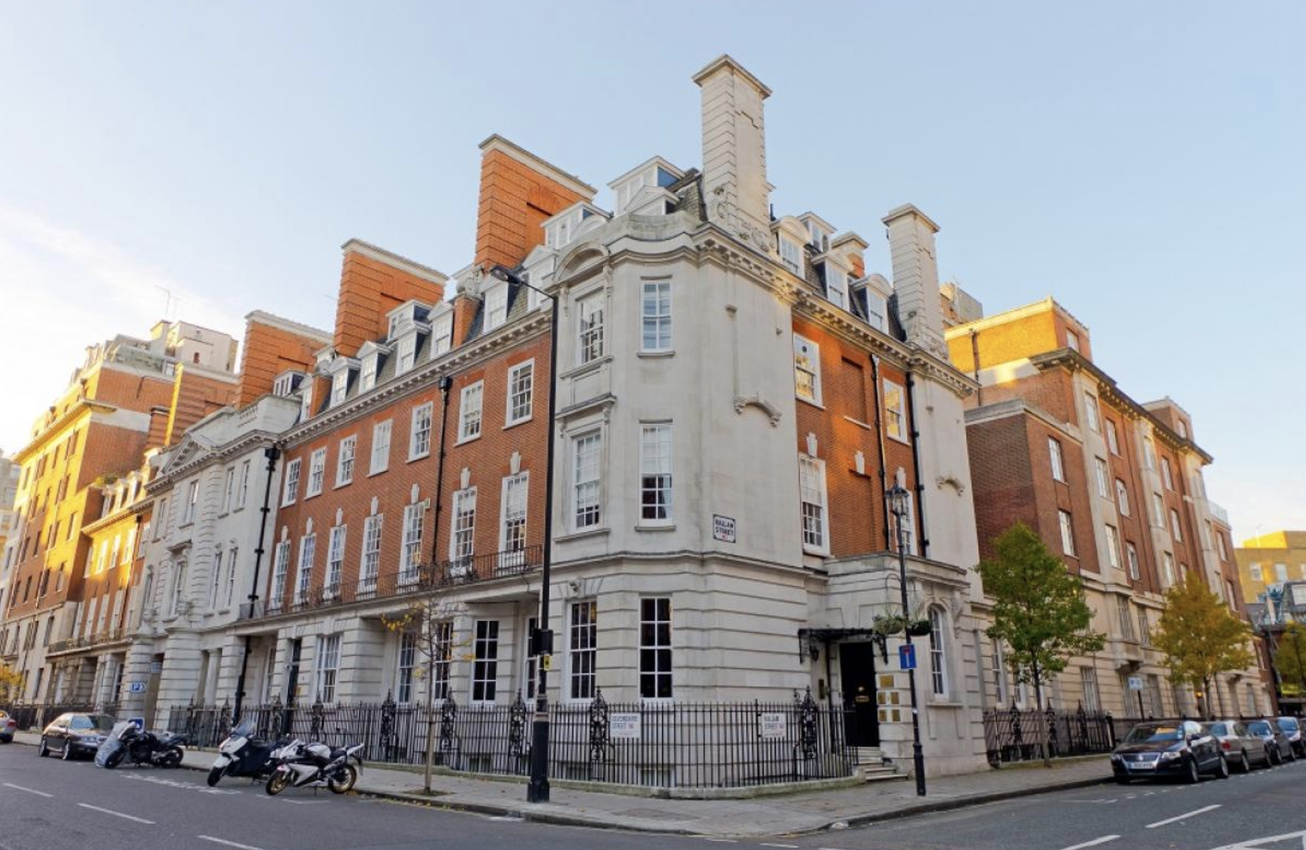 4 Devonshire Street W1 office space in Victor Harris.
