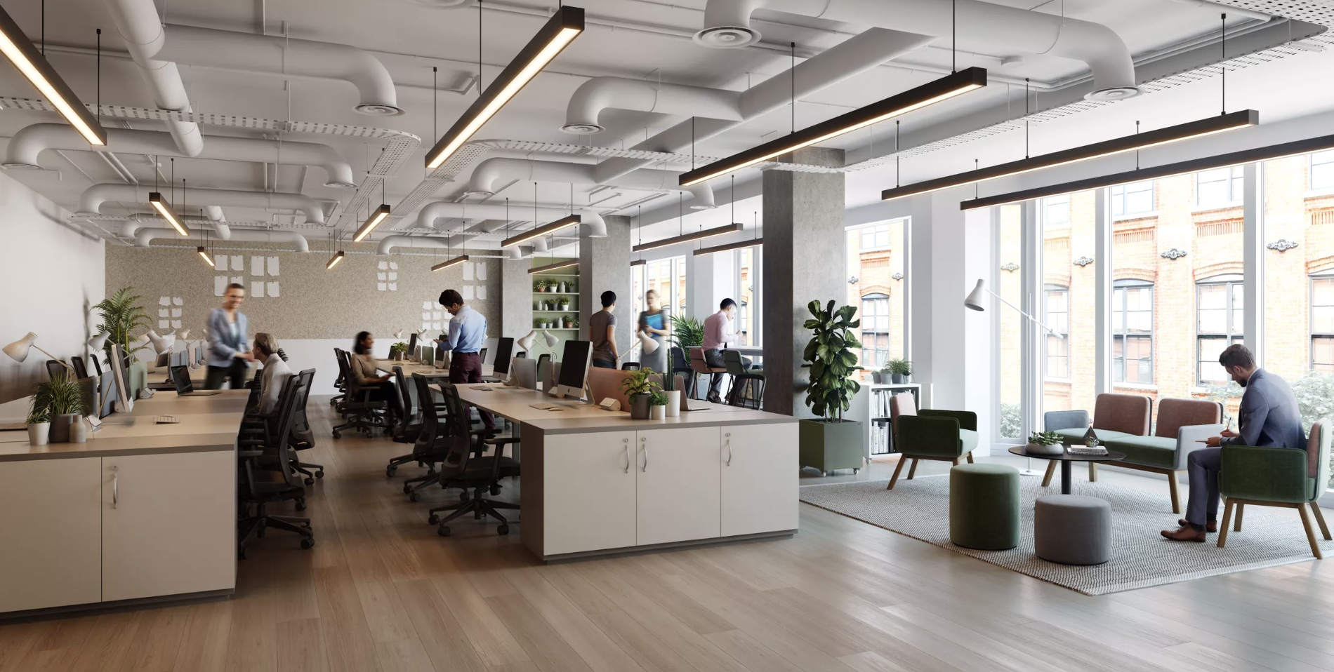 123 Victoria Street is stunning new office space in the heart of Victoria.